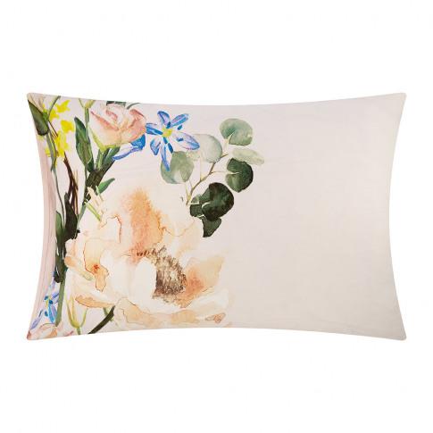 Ted Baker - Elegant Pillowcase - Set Of 2 - Blush