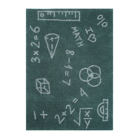 Lorena Canals - I Love Maths Washable Rug - 140x200cm