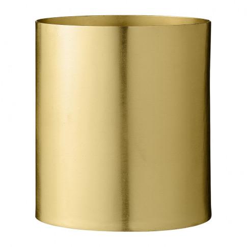 Bloomingville - Gold Iron Flowerpot - Small