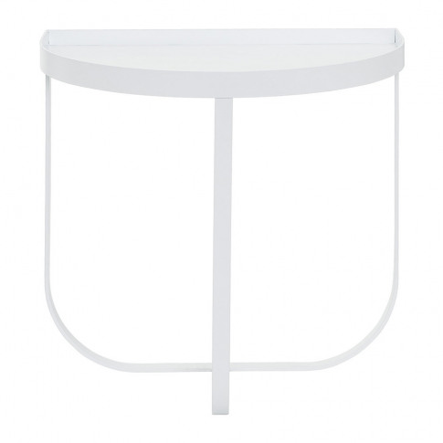 Bloomingville - Harper Bedside Table - White