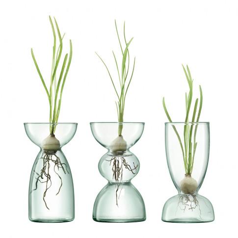 Lsa International - Canopy Trio Vase Set