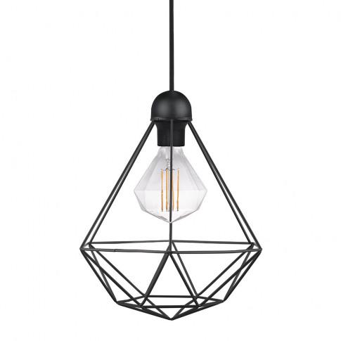 A By Amara - Tees Black Pendant Light
