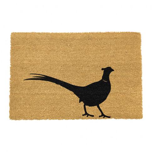 Artsy Doormats - Pheasant Door Mat