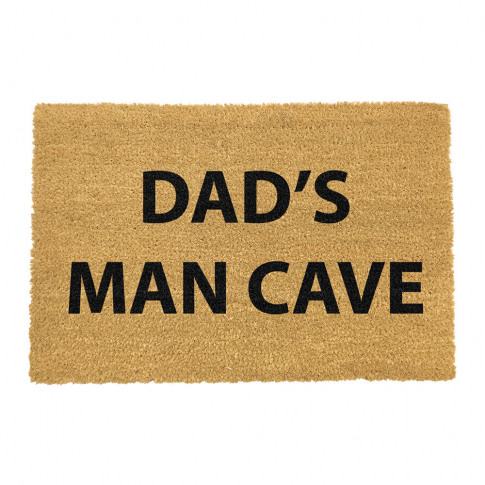 Artsy Doormats - Dad's Man Cave Door Mat
