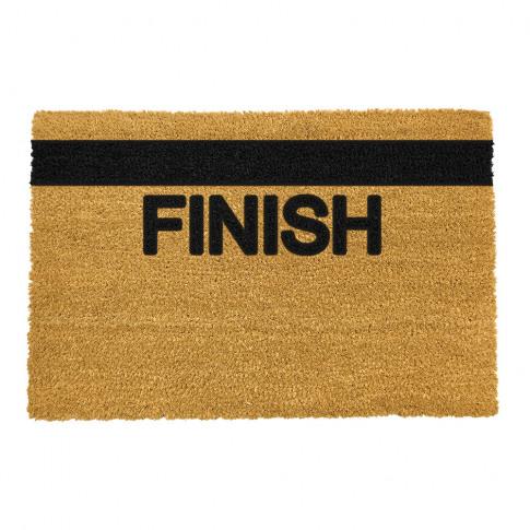 Artsy Doormats - Finish Line Door Mat
