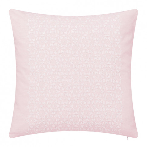 Sanderson - Protea Flower Cushion - Sea Pink - 40x40cm