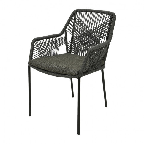 A By Amara - Seville Armchair - Grey