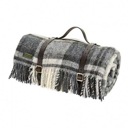 Tweedmill - Pure New Wool Polo Picnic Rug - Cottage ...