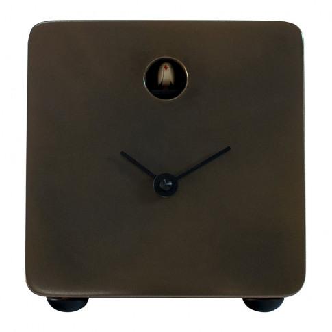 Progetti - Fido Cuckoo Clock - Bronze
