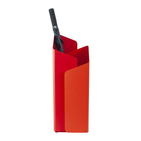Progetti - Laberint Umbrella Stand - Red