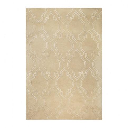 A By Amara - Diamond Tile Hand Tufted Rug - 140x200cm