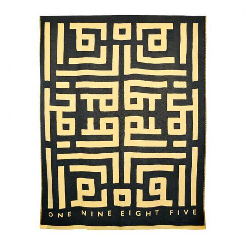 One Nine Eight Five - Labyrinth Throw - 160x190cm - ...