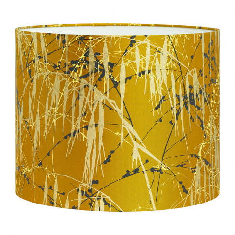 Clarissa Hulse - Three Grasses Lamp Shade - Tumeric/...