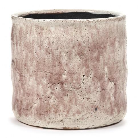 Serax - Flame Plant Pot - Rose