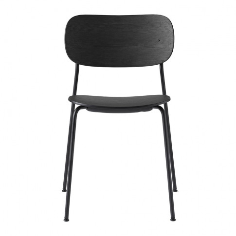 MENU - Co Chair Dining Chair - Black Oak