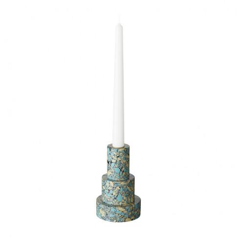 Tom Dixon - Swirl Stepped Candleholder