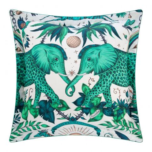 Emma J Shipley - Zambezi Oxford Pillowcase - White -...