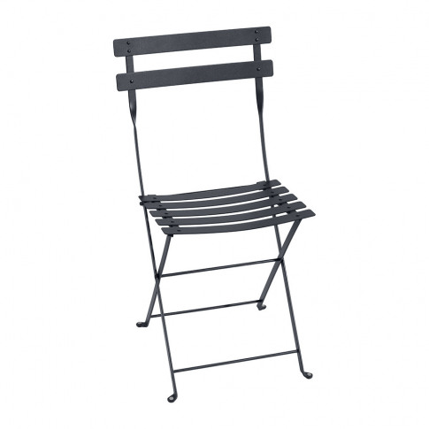 Fermob - Bistro Metal Garden Chair - Anthracite