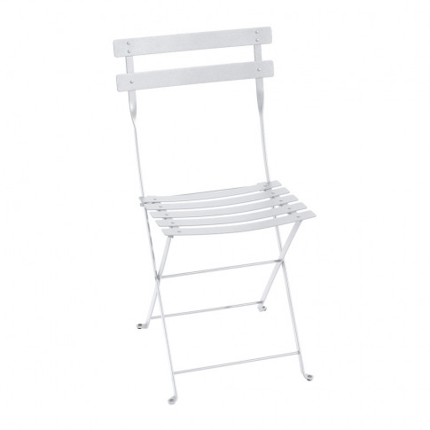 Fermob - Bistro Metal Garden Chair - Cotton White