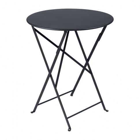 Fermob - Bistro Garden Table - 60cm - Anthracite
