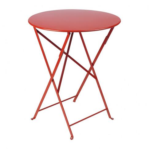 Fermob - Bistro Garden Table - 60cm - Poppy