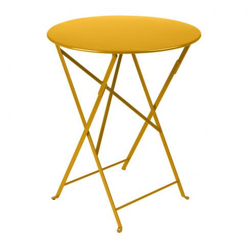 Fermob - Bistro Garden Table - 60cm - Honey
