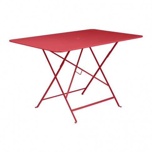Fermob - Bistro Garden Table - 117x77cm - Poppy
