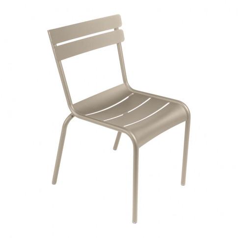 Fermob - Luxembourg Garden Chair - Nutmeg