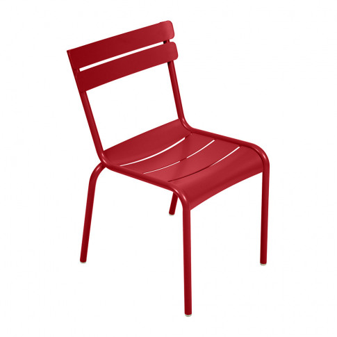 Fermob - Luxembourg Garden Chair - Poppy