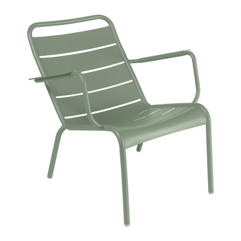 Fermob - Luxembourg Low Armchair - Cactus