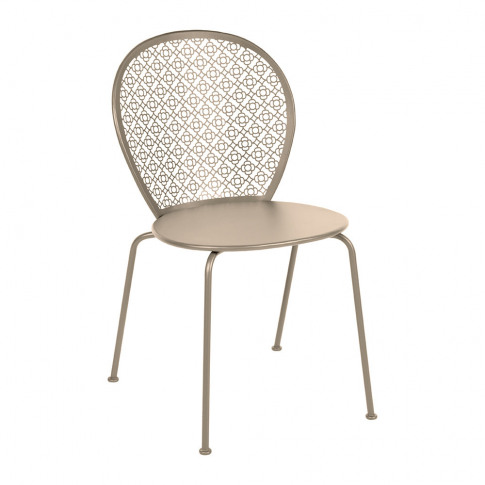 Fermob - Lorette Garden Chair - Nutmeg
