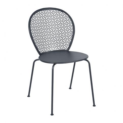 Fermob - Lorette Garden Chair - Anthracite