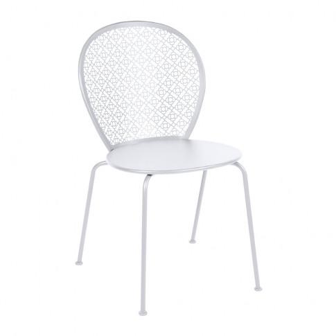 Fermob - Lorette Garden Chair - Cotton White