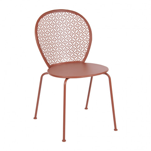 Fermob - Lorette Garden Chair - Red Ochre