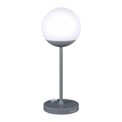Fermob - Mooon! Table Lamp - Storm Grey