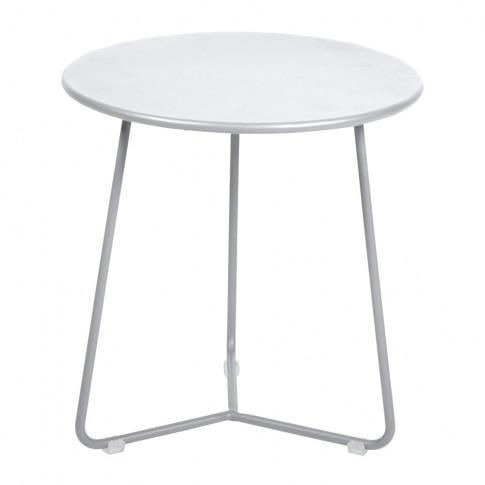Fermob - Cocotte Side Table - Cotton White