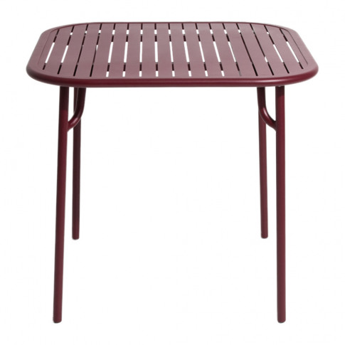 Petite Friture - Week End Side Table - Red