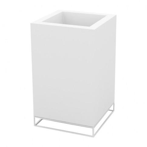 Vondom - Vela Nano Cube High Planter