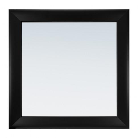 Horm & Casamania - Yume Mirror - Black - 73x73cm