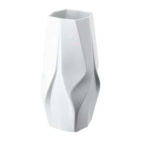 Rosenthal - Weave Vase Small - White