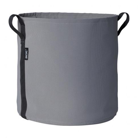 Bacsac - Batyline Plant Pot - Grey Pave - 50l