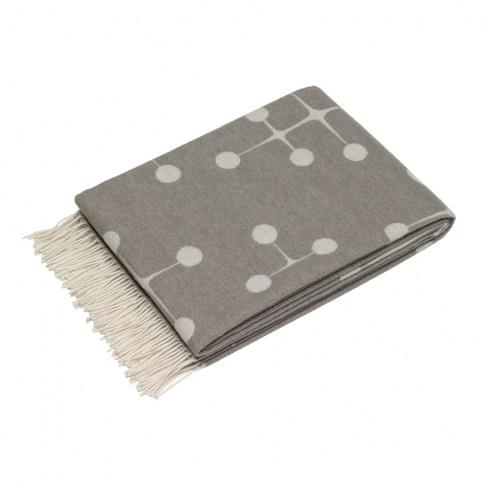Vitra - Eames Dot Pattern Blanket - Taupe