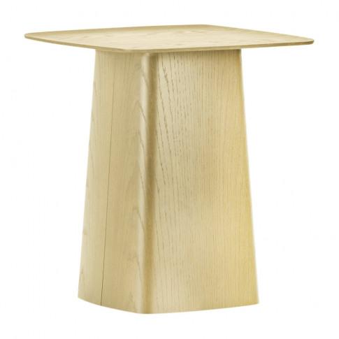 Vitra - Wooden Side Table - Light Oak - Medium