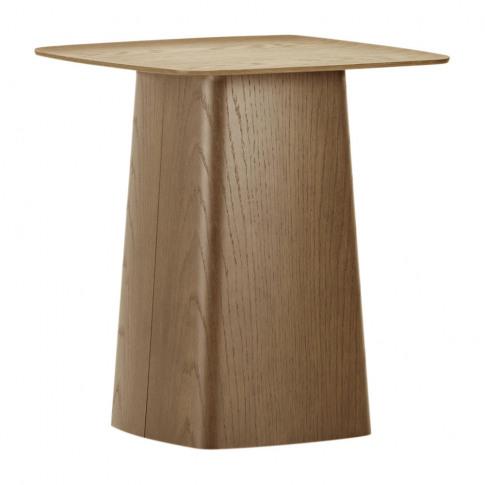 Vitra - Wooden Side Table - Walnut - Medium