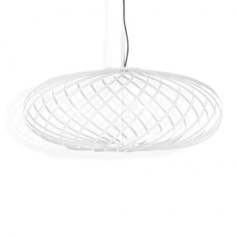 Tom Dixon - Spring Pendant Light - White - Small