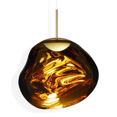 Tom Dixon - Melt Led Pendant Light - Gold