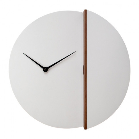 Progetti - Peek-A-Koo Wall Clock - White