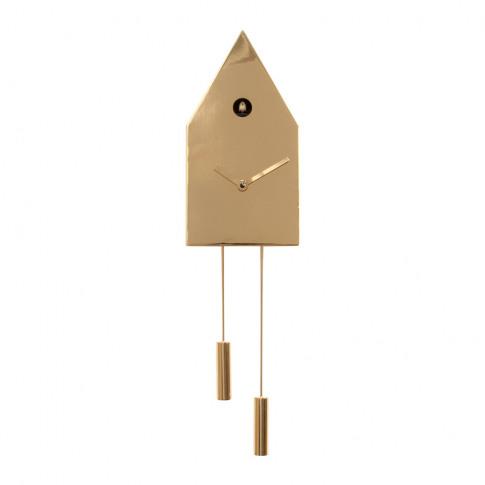 Progetti - 24k Cuckoo Clock - Gold