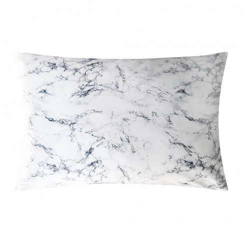 Slip - Limited Edition Silk Pillowcase - Marble