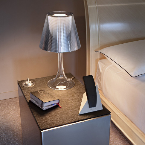 Flos - Miss K T Table Lamp - Silver